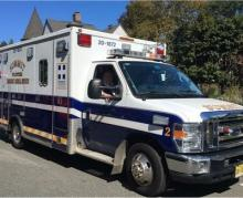 Summit Volunteer EMS ambulance #2 of 3