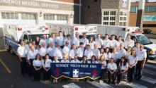 2018 Summit Volunteer First Aid Squad. (Bill Marvin photo)